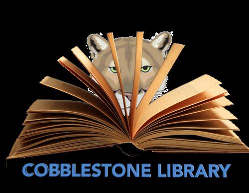 click go to Cobblestone Library Catalog
