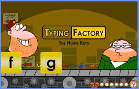 Typing Factory Logo
